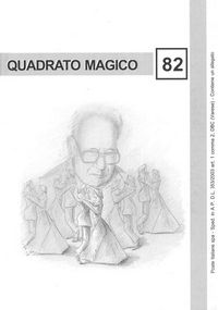 Cover of Quadrato Magico Magazine 82