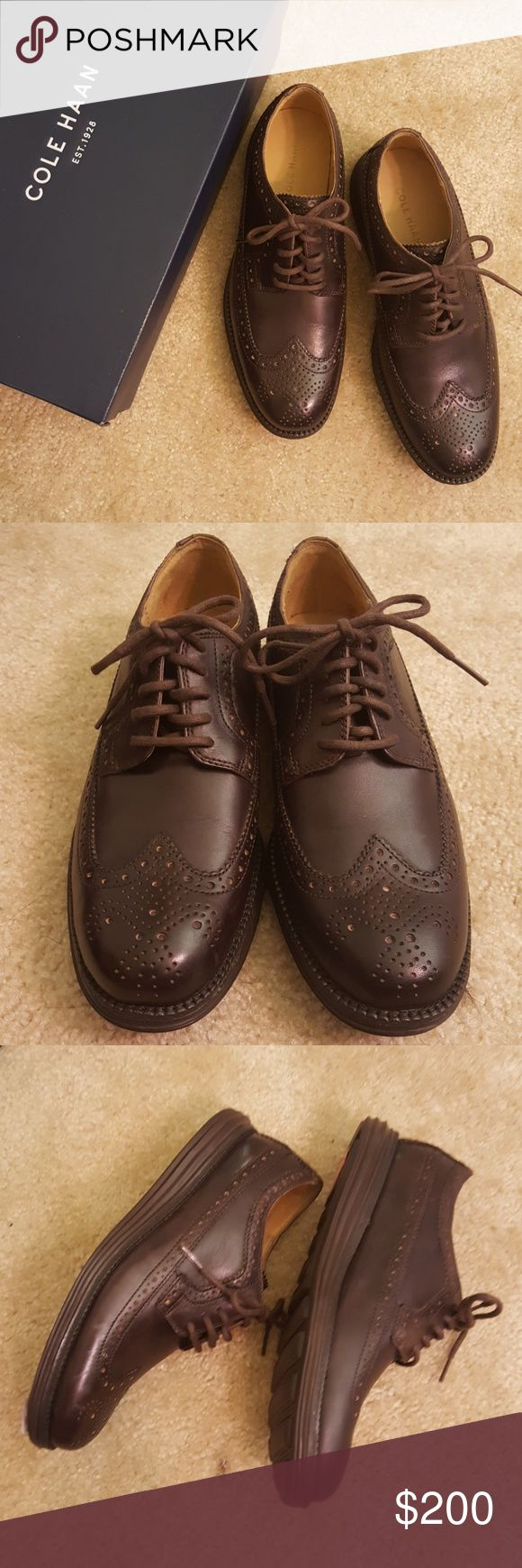 Cole Haan Oxford style shoes Cole Haan Shoes