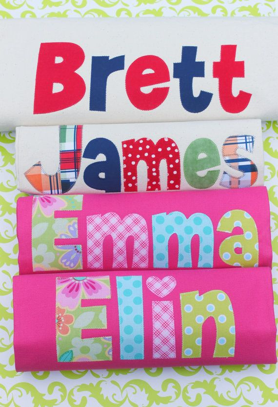 Personalized Tote Bag...Made To Order...great by NewlyHatchedBaby, $18.99
