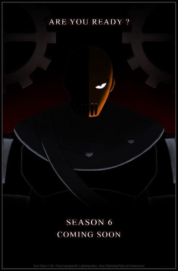 TT: Season 6 Poster - Slade by Lightning5trike
