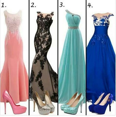 Fashion dresses and shoes 62