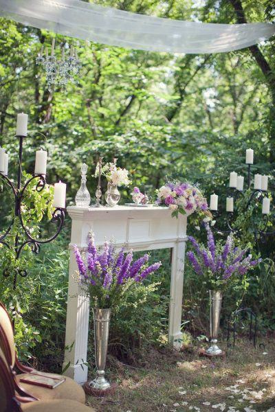 171 Best Images About Outdoor Wedding Altar Ideas On