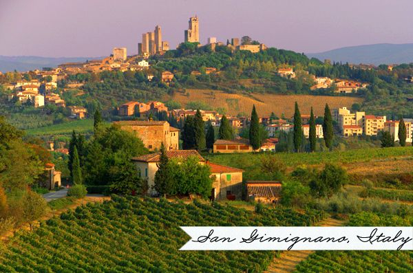 San Gimignano, Italy!: Bucketlist, Buckets Lists, Favorite Places, Dreams Vacations, Wine Country, San Gimignano, Places I D, Tuscany Italy, Travel