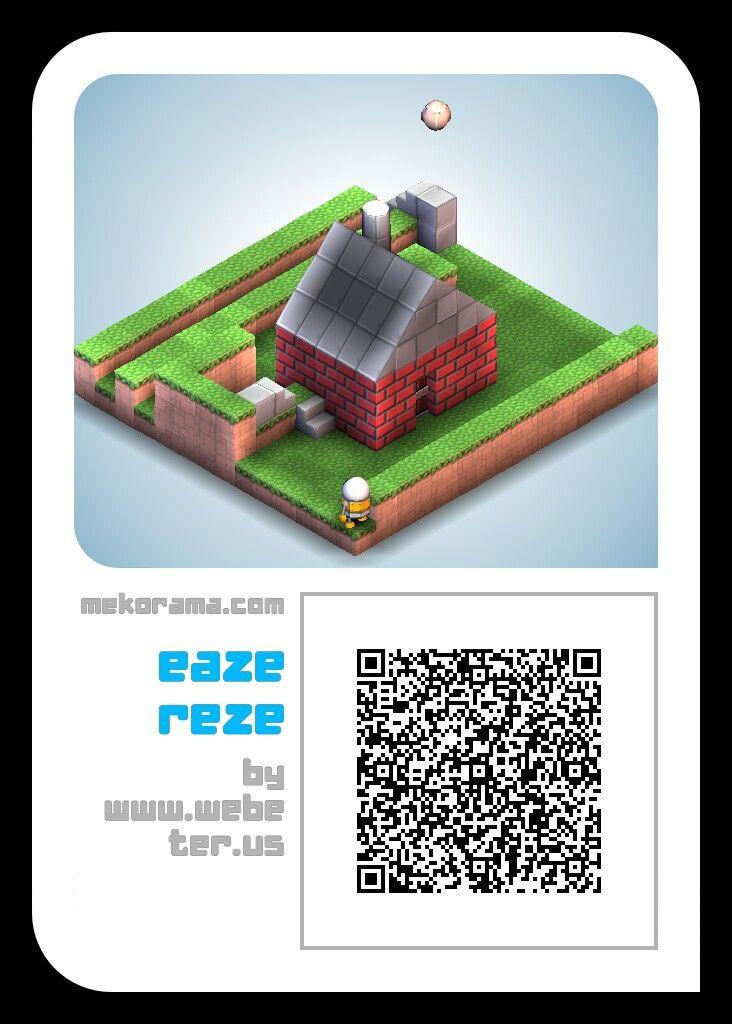 Eaze reze free mekorama game level