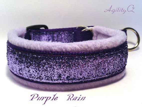 Soft Bling Fancy Martingale Dog Collar Or Clip Custom