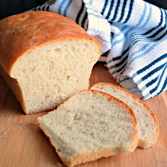 Once you get the hang of making bread at home, you'll never want to buy it anymore..