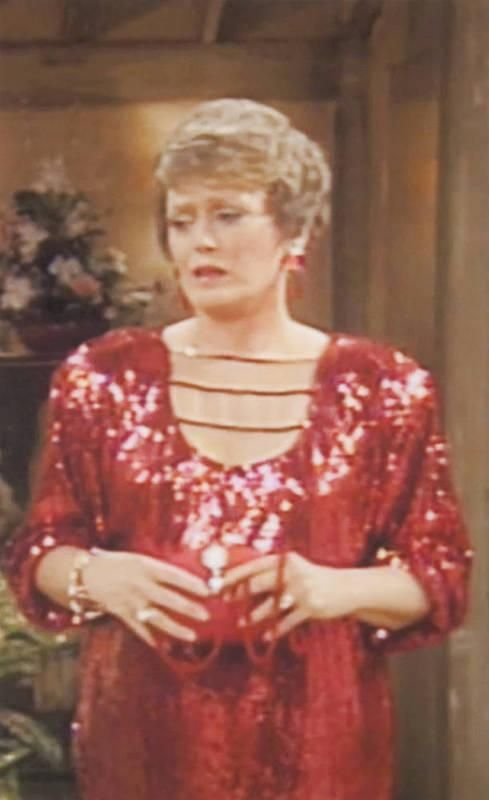 78 ideas about rue mcclanahan on pinterest estelle for Why did bea arthur leave golden girls