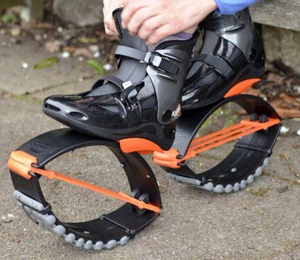 目前,這種回彈鞋的製造工藝還是一個秘密。