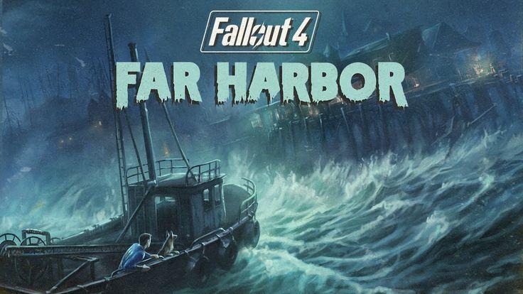 Fallout 4 - Far Harbor Official Trailer - YouTube