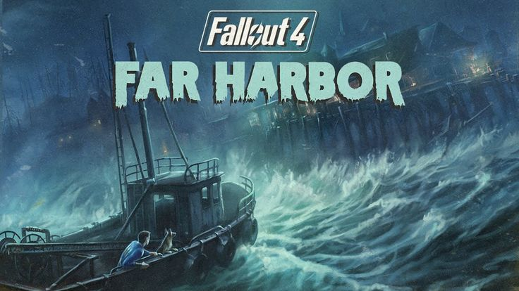 Fallout 4 'Far Harbor' Add-On Takes You on a Search for a Secret Synth Colony & Young Woman