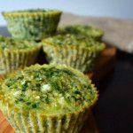 Ei muffins met spinazie en hüttenkäse - I Love Health