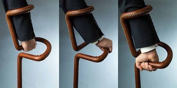 flamingo crutch