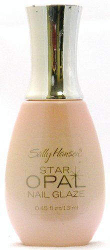 Sally Hansen Opal Nail Polish  Crystal Opal 02 -- Click image to review more details.Note:It is affiliate link to Amazon.