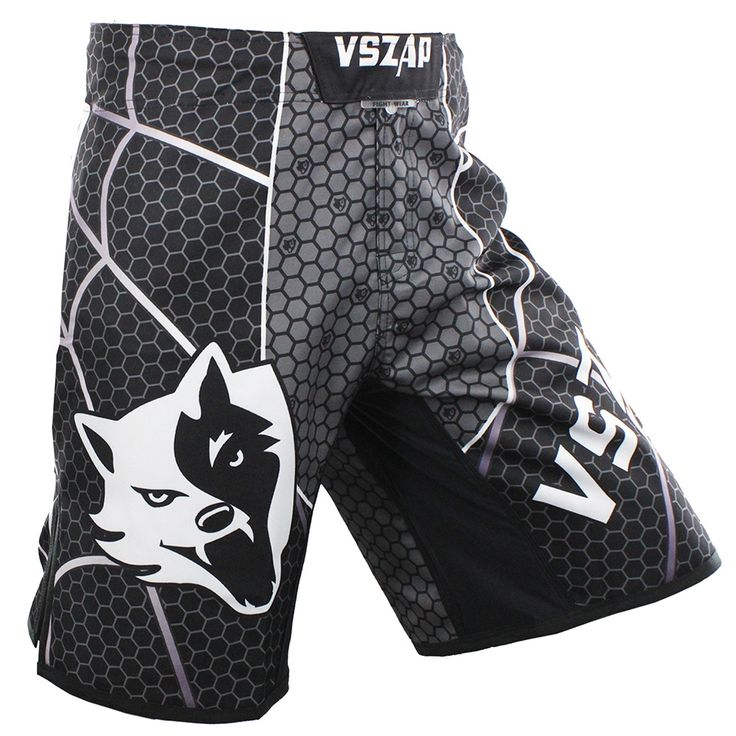19.98$  Watch more here - VSZAP SPIDER BoxingTrunks Fighting fighting shorts MMA shorts men fight Fitness Thai Indoor black Spider web Contraction   #magazine