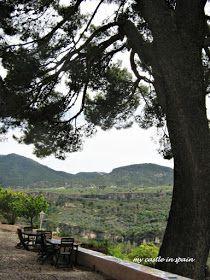 my castle in spain: A little haven in Andalucia : Cortijo del Pino in Albuñuelas