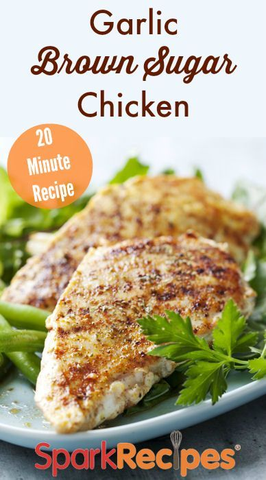 This is a delicious chicken recipe that my family loves via @SparkPeople