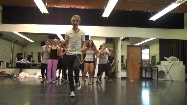 "IM5 - Dalton Dancing to ""Rest Of Our Lives"""