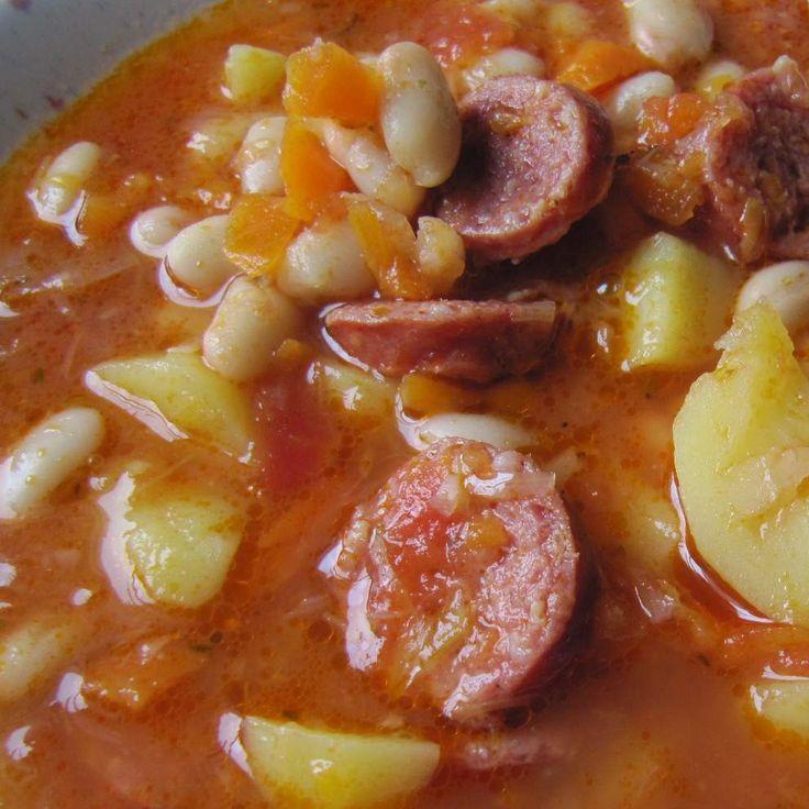 Rezept Immer-wieder-aufwärm-Suppe von sabri - Rezept der Kategorie Suppen