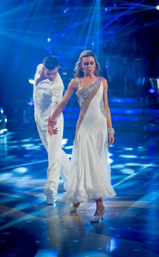 Aljaz Skorjanec and Abbey Clancy - Strictly Come Dancing 2013 - Week 13 The Final