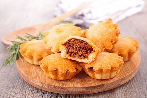 Empanadas de Pastel de Carne Te enseñamos a cocinar recetas fáciles cómo la receta de Empanadas de Pastel de Carne y muchas otras recetas de cocina..