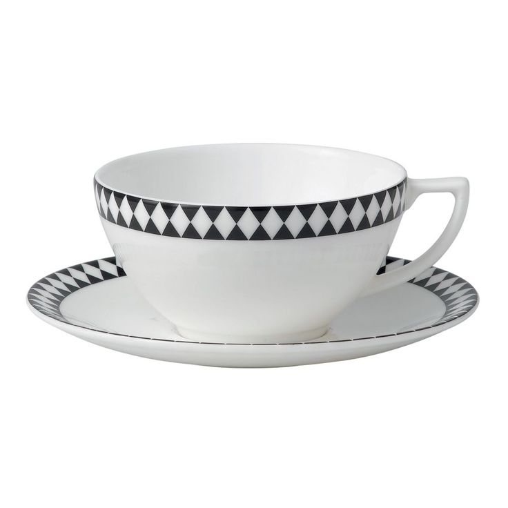 Jasper Conran at Wedgwood Mosaic Transitional Tea Cup