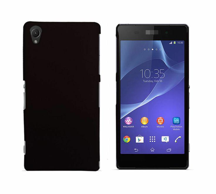 Θήκη Πλαστική Rubber Plastic Case OEM Μαύρο (Xperia Z2) - myThiki.gr - Θήκες Κινητών-Αξεσουάρ για Smartphones και Tablets - Χρώμα μαύρο
