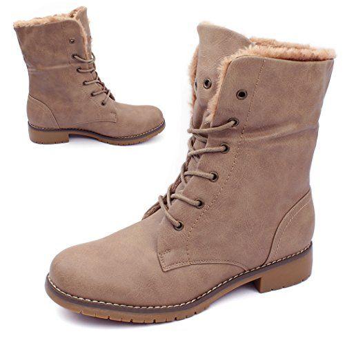 best-boots Damen Stiefelette Winter Boots Schnürer Stiefel warm gefüttert Khaki 960 Größe 38 best-boots http://www.amazon.de/dp/B00OZHBFIA/ref=cm_sw_r_pi_dp_DtoXvb1AYYK0M