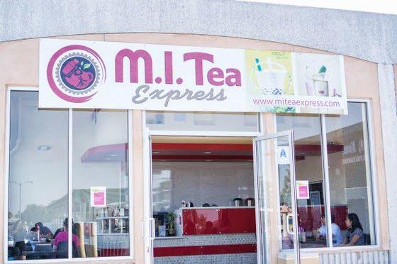M.I. Tea Express | Kirbie's Cravings | A San Diego food blog