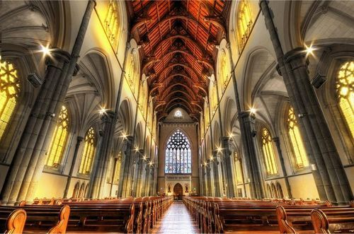 St. Patrick's Cathedral, Melbourne - Pixdaus