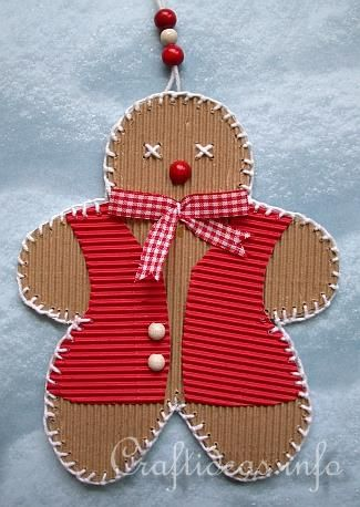 Google Image Result for http://www.craftideas.info/assets/images/Christmas_Craft_-_Corrugated_Cardboard_Gingerbread_Man.jpg