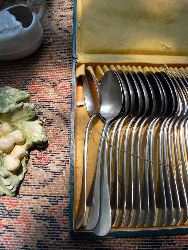 Spoons by Jessica Backhaus: Moss Photo, Icy Room, Favorite Places, Spoons 2011, High Tea, Gcse Photography, Color Images
