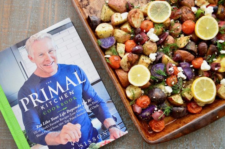 Greek Roasted Potatoes & Primal Kitchen Cookbook Preview | Real Food with Dana