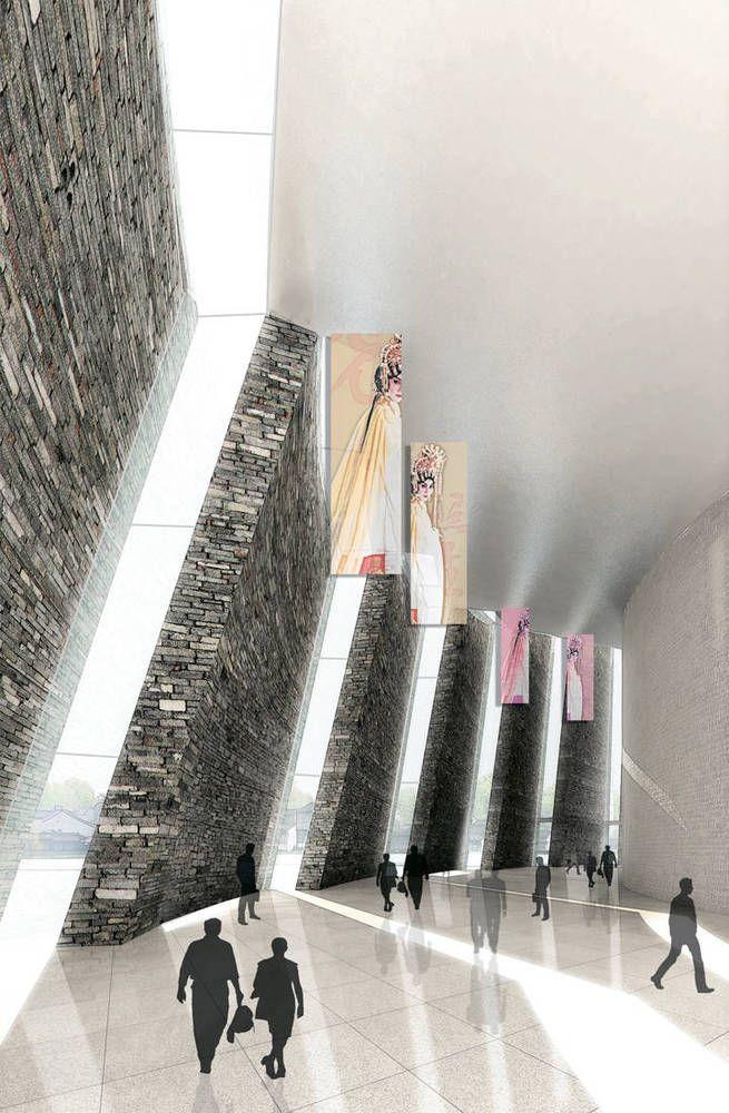Devam Eden Fotoğraf Galerisi: Wuzhen Tiyatrosu / Artech Mimarları - 48
