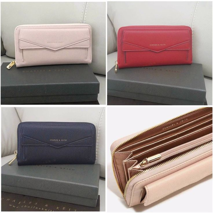 Dompet Charles and Keith Ori 7165 20x11 190rb