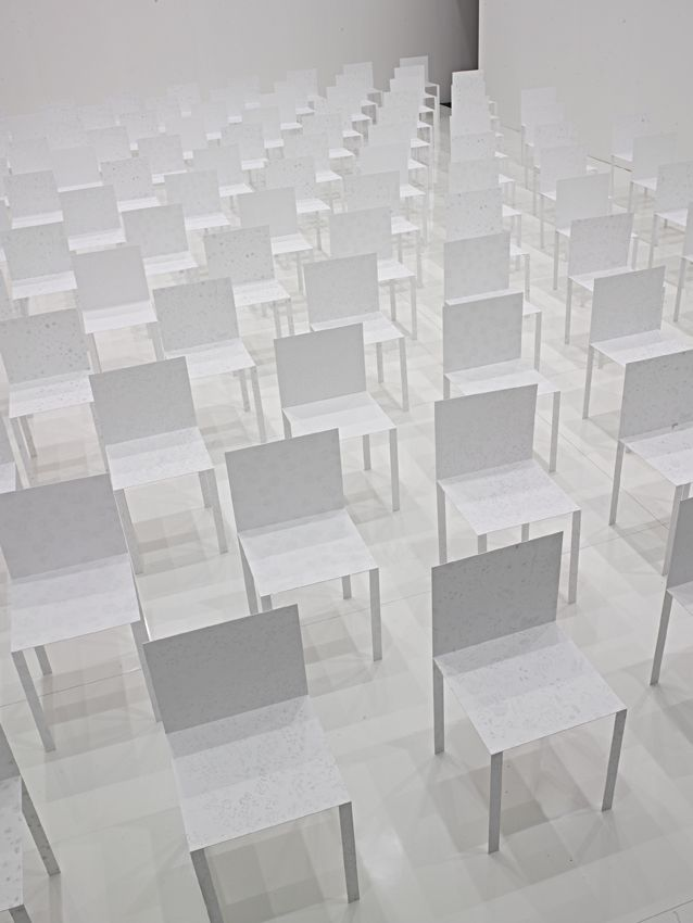 paper chairs