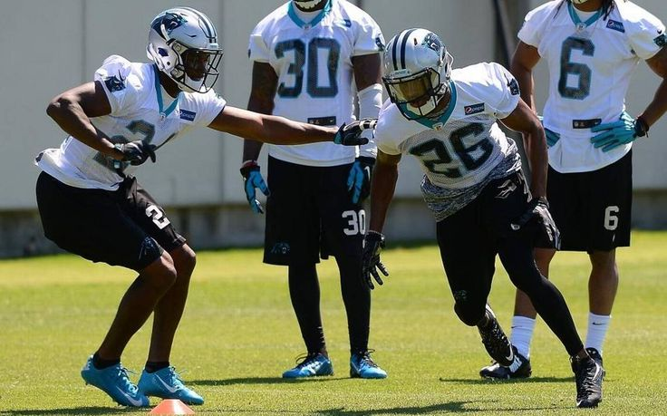 Task for Carolina's defense in camp? Get angry, and stay angry