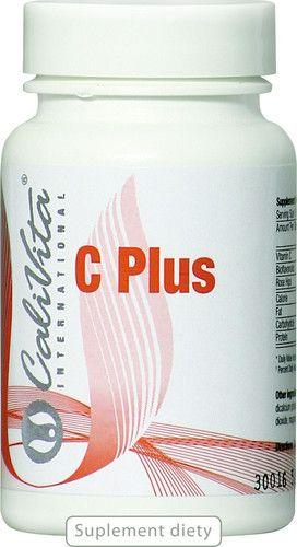 C Plus: witamina C z bioflawonoidami