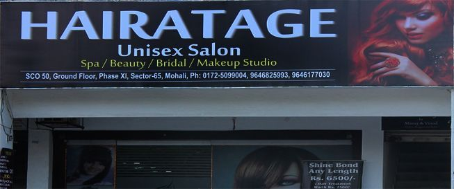 Hairatage Unisex Salon | Aroma Face Cleansing in Mohali