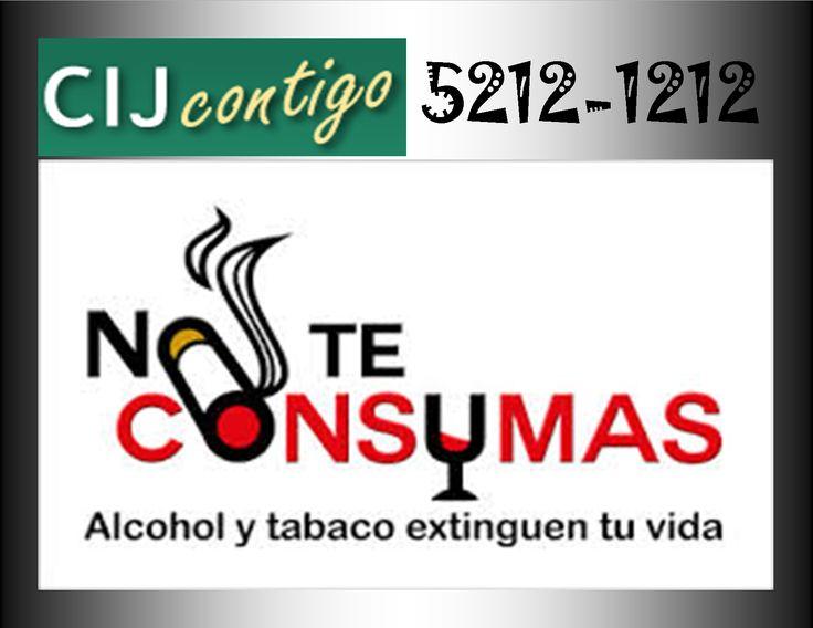 Contamos con tratamiento para el consumo de #tabaco