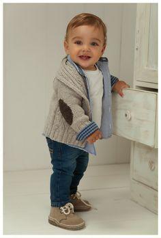 Baby boy winter fash