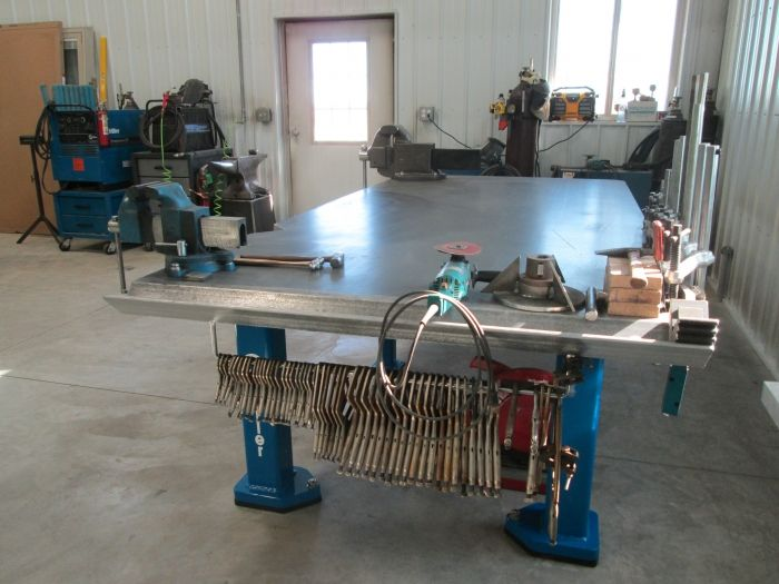 The 25 Best Ideas About Welding Table On Pinterest