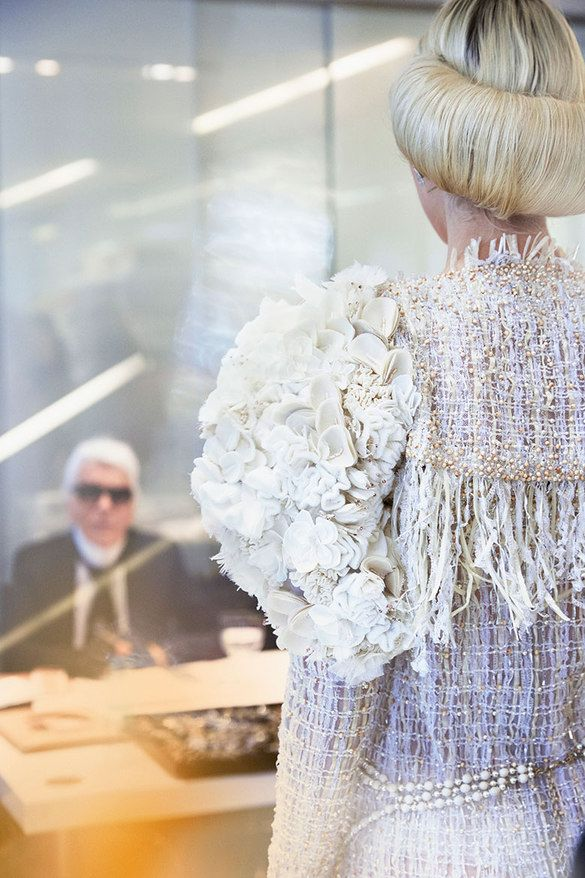 Fall-Winter 2015/16 Haute Couture - CHANEL