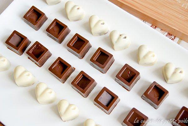 Pour offrir dans vos paniers gourmands ou pour servir avec le café, les chocolats sont toujours présent lors d'un repas de fête.   Je vous ...