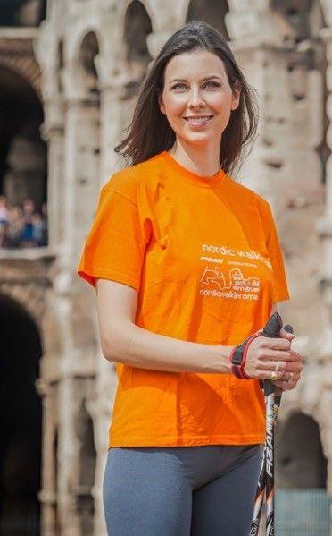 Fizan - Made in Italy since 1947 & Nordicwalkinrome hanno il piacere di avere a Tania Zamparo come madrina! I nostri bastoncini sembrano fatti apposta per te! Per un evento eccezionale, una madrina eccezionale! www.fizan.it