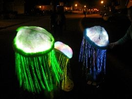 jellyfish costumes