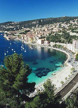 The French Riviera- Nice, Menton, Marseille, Saint Tropez, Cannes
