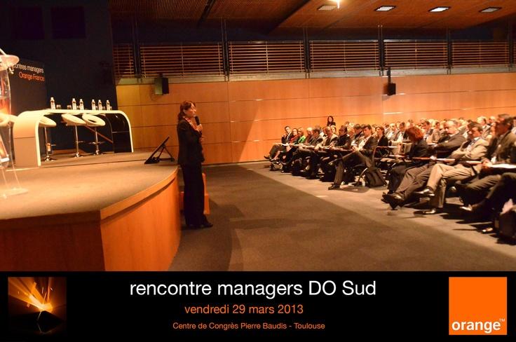 Orange_France #normandie #centre #caen | Rencontres Managers @Orange ...