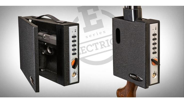 Wall Mount Shotgun Safes