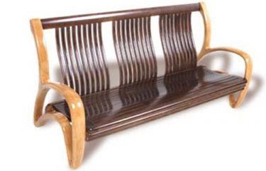 LandBond 9828 скамья деревянная