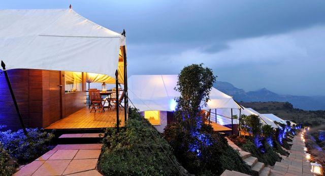 10 Pet Friendly Hotels in India: Camp Della Resort, Lonavala, Maharashtra